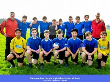 Year 7 Boys Football Trials