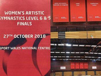 Welsh National Finals – Gymnastics